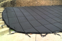Tented Pool Cover