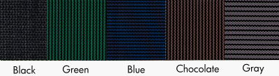 Color Choices for Mighty Mesh Pool Covers