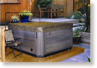 Designer Spa Covers by Rayner